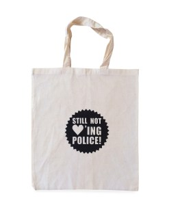 Stofftasche Police