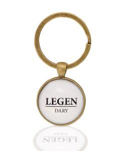Schlüsselanhänger LEGENdary