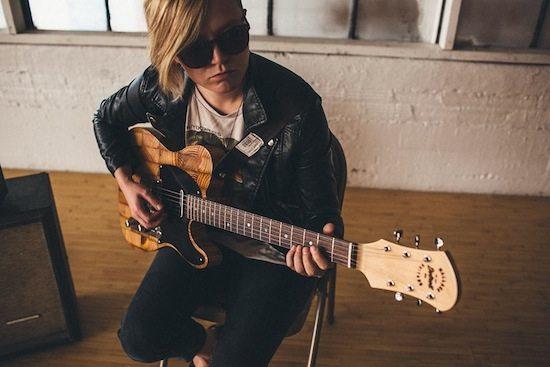 upcycled guitars