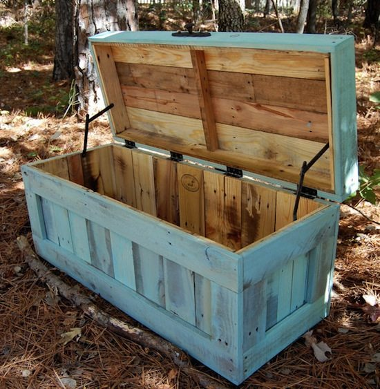 pallet hope chest - Hope Chests