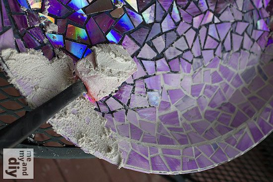 mosaic grout