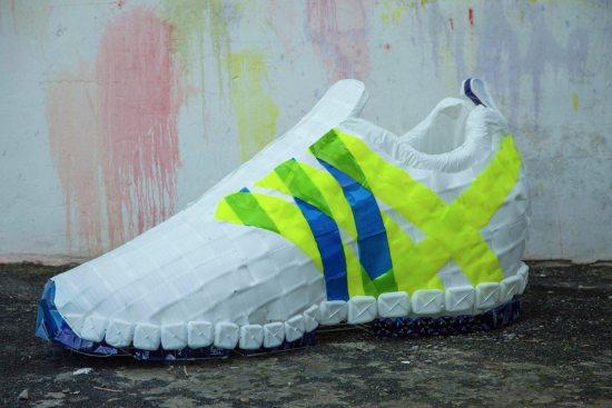 Eco Summer Plastic Shoe