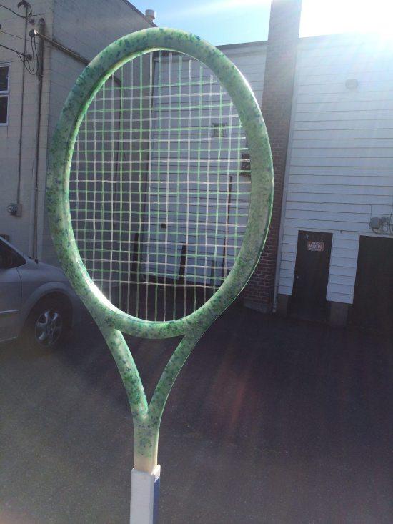 Eco Summer - Tennis Racket