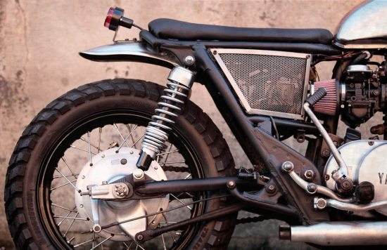 motorcycle used in motorcycle lamp