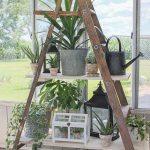 Ladder Shelf Ideas Upcycle That