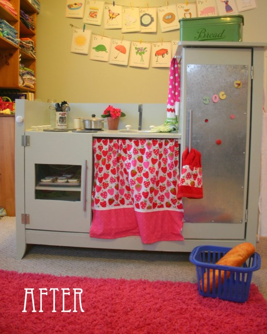 Changing Table Play Station