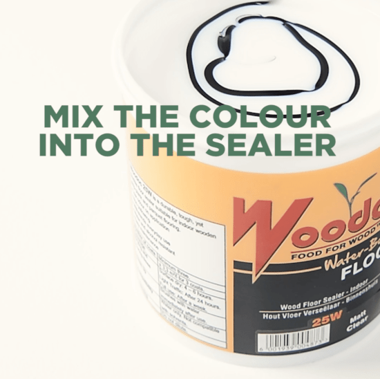 Woodoc Water-Bourne Sealant