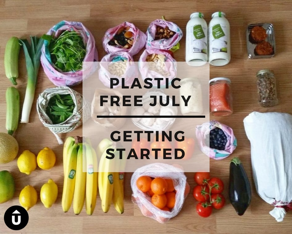 Plastic Free July - Getting Started