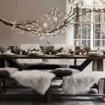 10 Ways To Create A Winter Centrepiece With Natural Branches Upcyclist