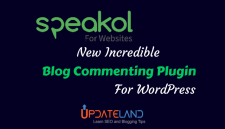 New Incredible Blog Commenting Plugin For WordPress Blog