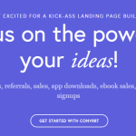Convrrt Review: The Pocket Friendly Next Level Landing Page Builder