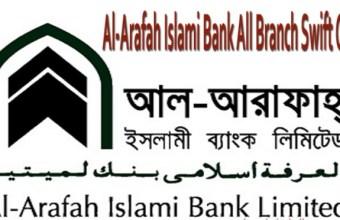 Bank Job 2016 Al-Arafah Islami Bank Ltd
