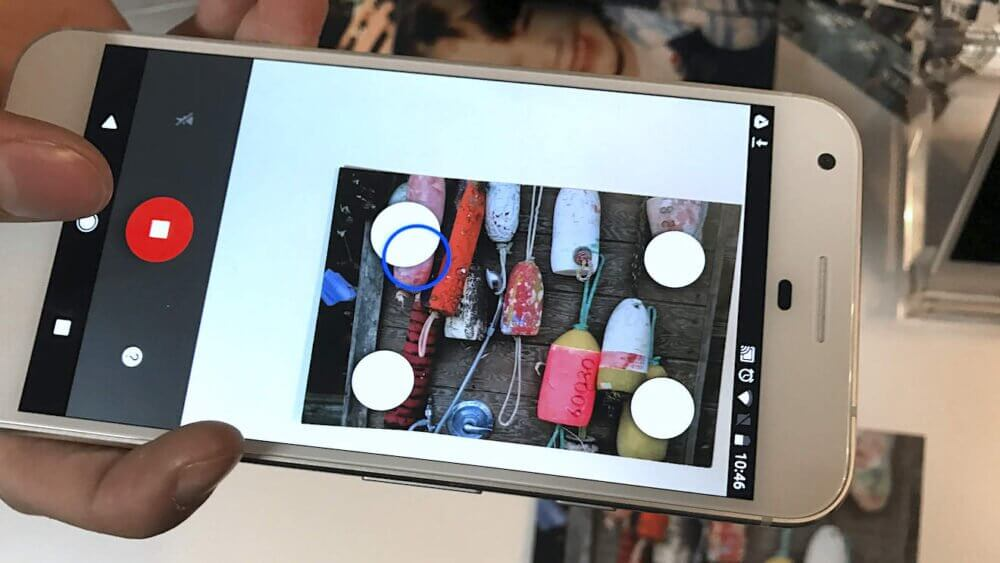 TEC Google Scan Your Photos