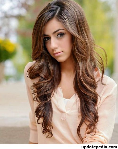 Image Result For Simple Long Hairstyle