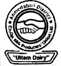 Uttam Dairy Recruitment