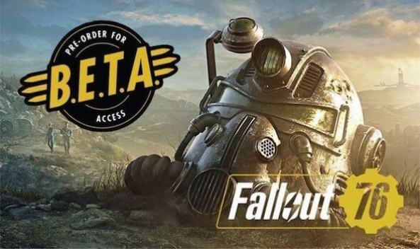 The Fallout 76 Beta Was A Disaster