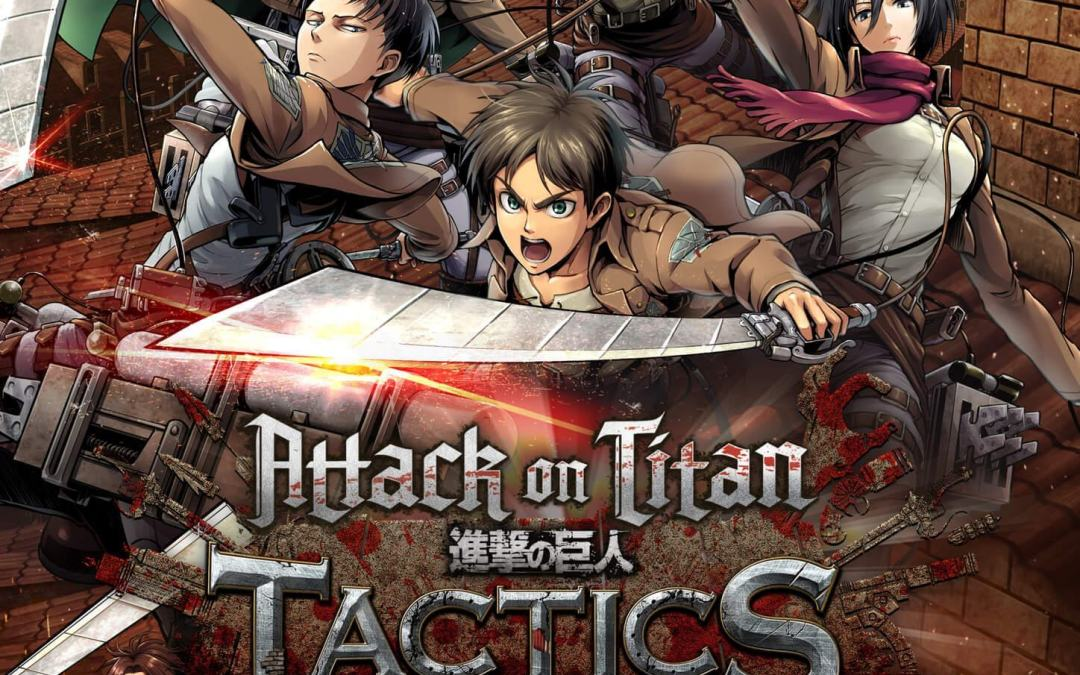 Attack On Titan Tactics Review