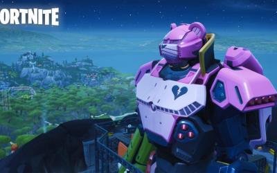Fortnites Mech Battle Was Pretty But Seemingly Useless
