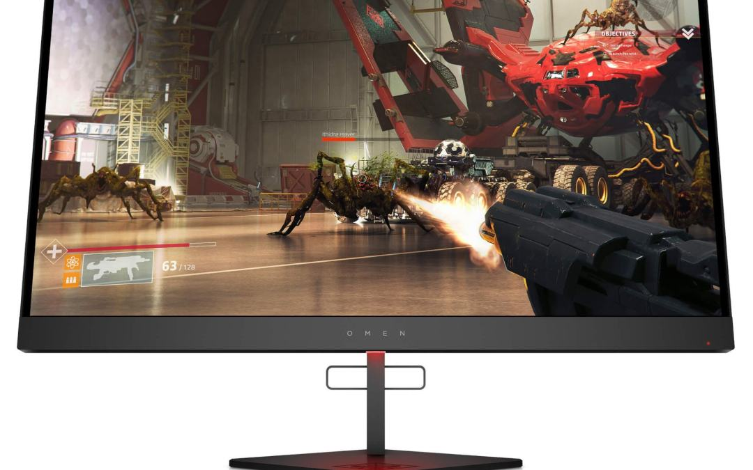 HP New PC Gaming Equipment  Is Sure To Give You That Extra Edge