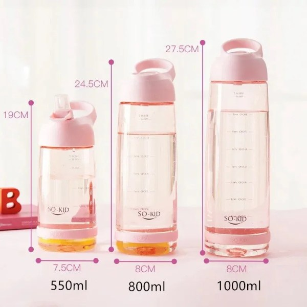 New Design Portable Sports Water Bottle 6