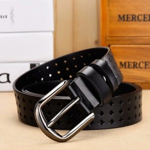 Women Genuine Leather Quality Alloy Fashion Belt for Women