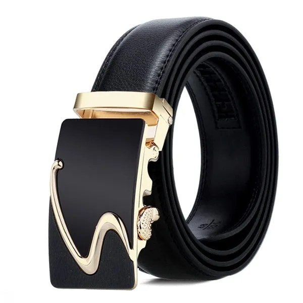 Men Top Quality Genuine Leather Belt 11