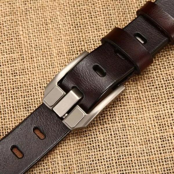 Women Designer Fashion Leather Belt 4