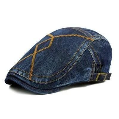 Men Fashion Jeans Hat 8