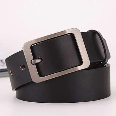 Genuine Cowskin Leather Belts for Men 10