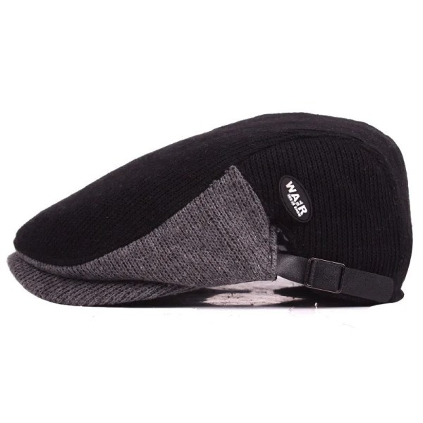 New Fashion Casual Autumn Sports Berets Caps For Men and Women 2