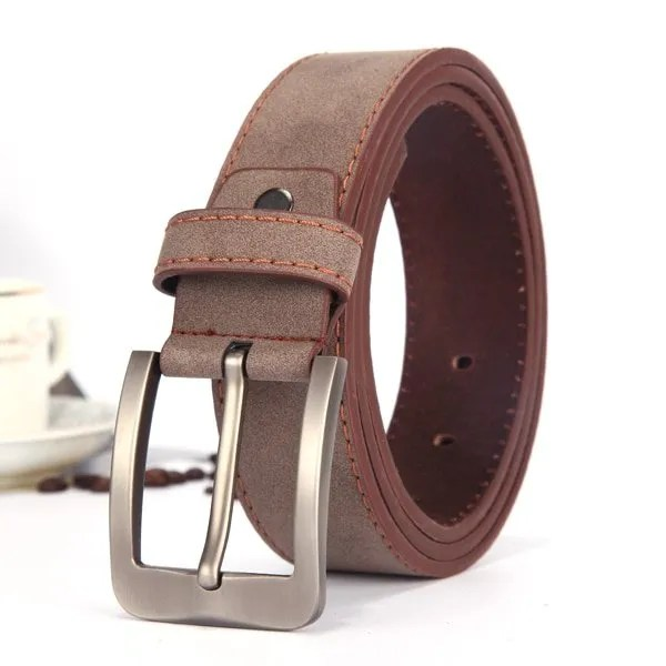 2019 Men's Designer High Quality Genuine Leather Belt 7