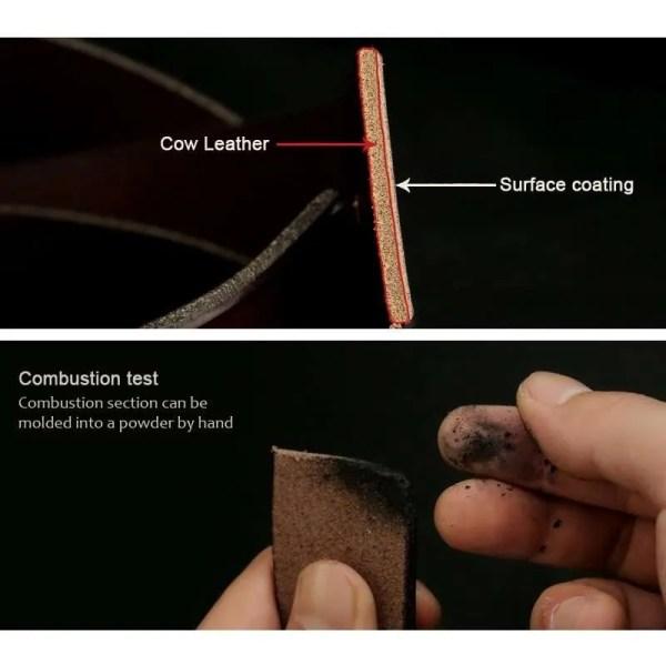 Casual Men's Genuine Leather Belt 5
