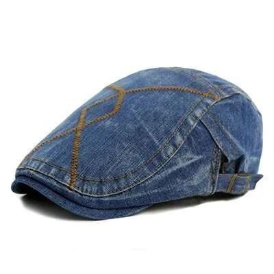 Men Fashion Jeans Hat 7