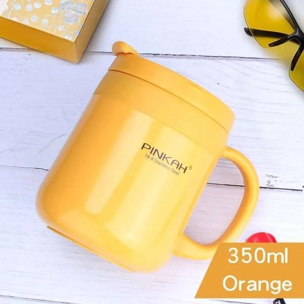 304 Stainless Steel Thermos Mug 6