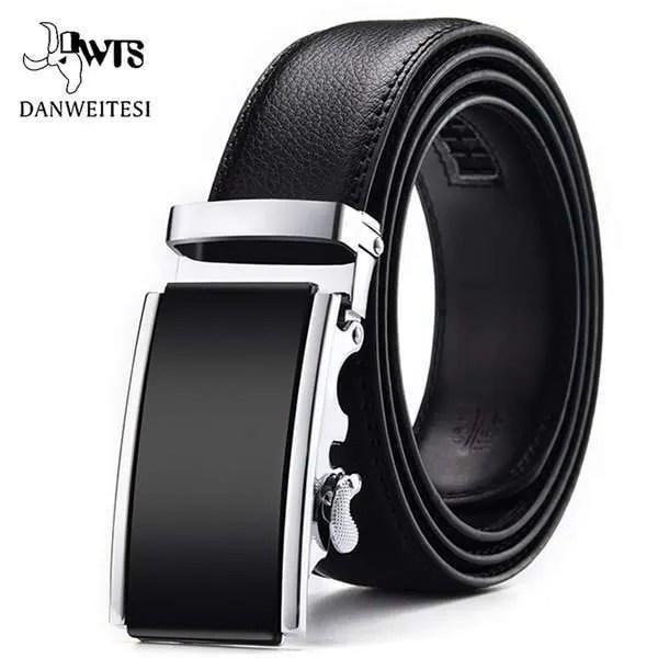 Men Top Quality Genuine Leather Belt 14