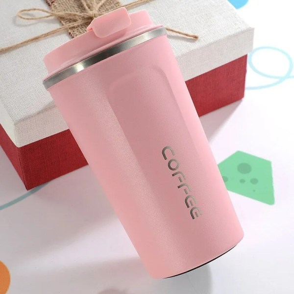 New Style Double 304 Stainless Steel Mug Thermos 11