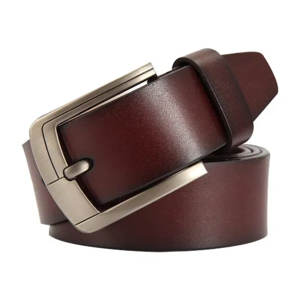 Casual Men's Genuine Leather Belt 10