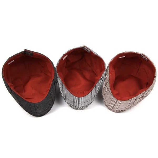 Men & Women High Quality British Style Hats 3
