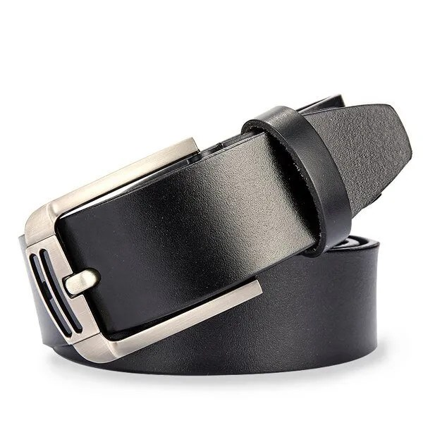 Genuine Cowskin Leather Belts for Men 12