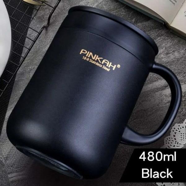 304 Stainless Steel Thermos Mug 10