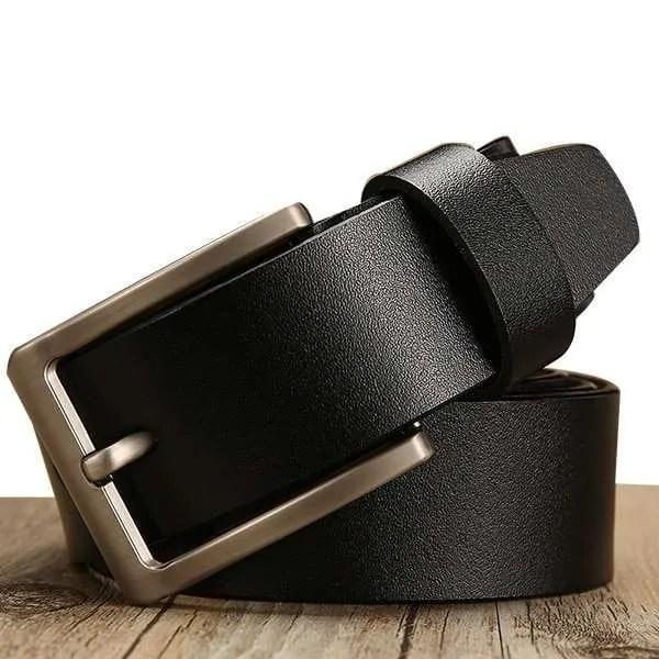 Casual Men's Genuine Leather Belt 14