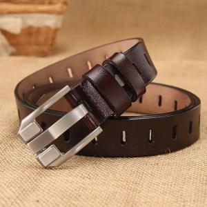 Women Designer Fashion Leather Belt