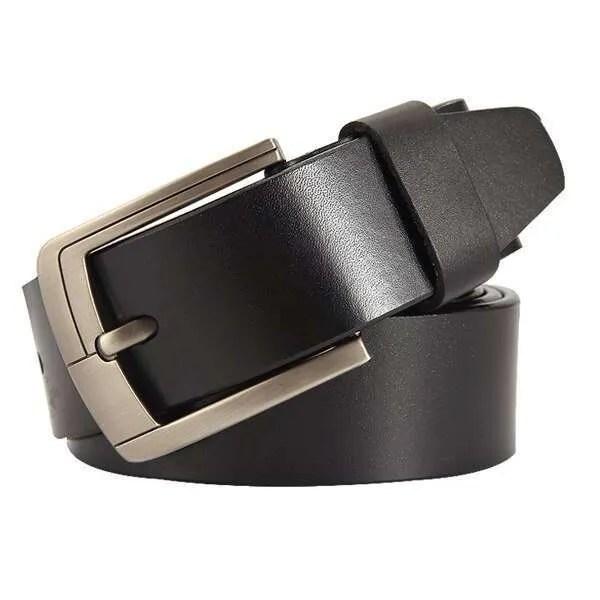 Casual Men's Genuine Leather Belt 9