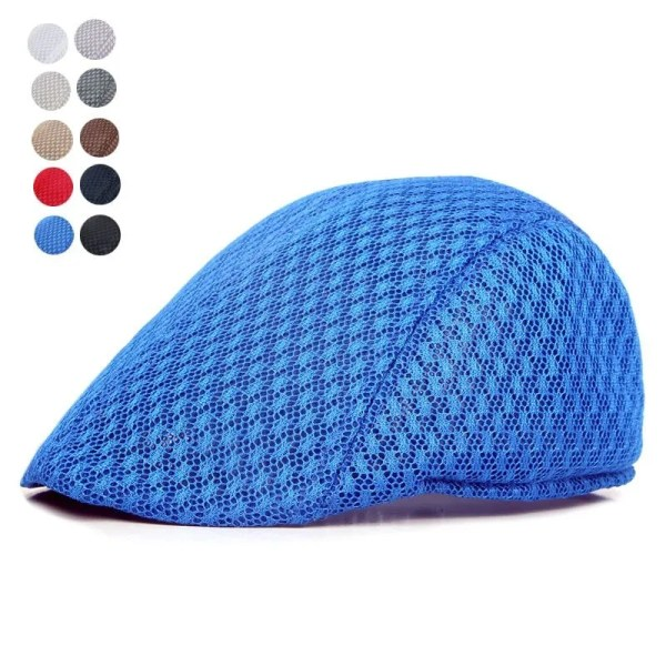 Brand Fashion Vintage Summer Sun Hats for Men and Women 1