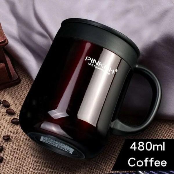 304 Stainless Steel Thermos Mug 11