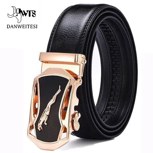 High Fashion Genuine Leather Belt for Men 9