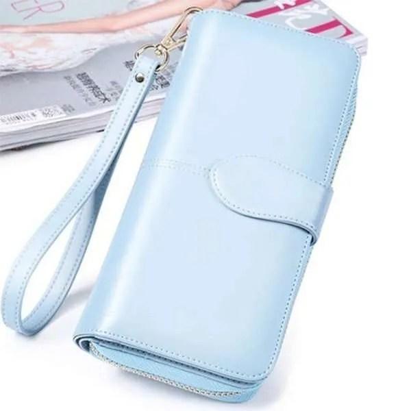 Wallet Best 2019 Women Coin Purse Long Leather Wallet 11