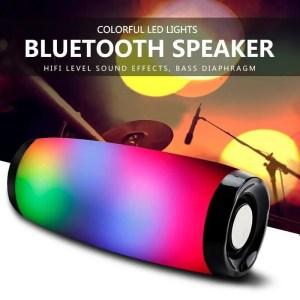 Wireless Bluetooth Speaker Portable Boom Box