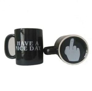 Have a Nice Day Ceramic Novelty Coffee Mug