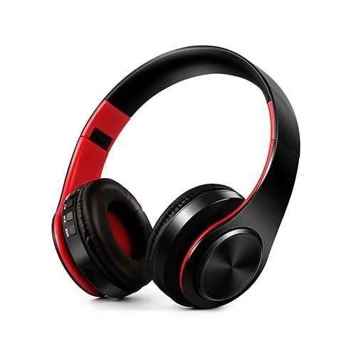 Folding Bluetooth Wireless Headphones 6